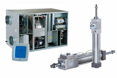 Оборудование для промышленной автоматизации и пневматика SMC