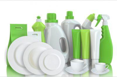 Бытовая химия и посуда