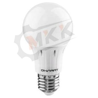 Лампа светодиодная LED 12вт Е27 белый