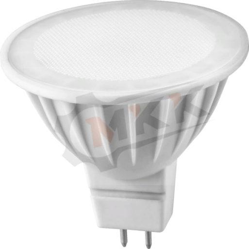 Лампа светодиодная LED 7вт 230в GU5.3 белый