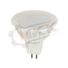 Лампа светодиодная LED 7вт 230в GU5.3 тепло-белый