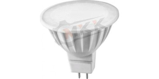 Лампа светодиодная LED 5вт 230в GU5.3 белый