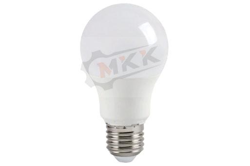 Лампа светодиодная LED 9вт E27 белый ECO