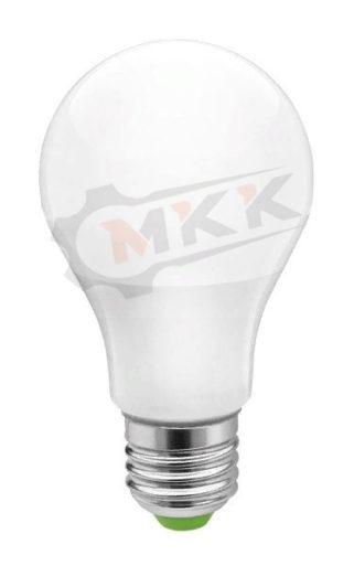 Лампа светодиодная LED 7вт Е27 теплый