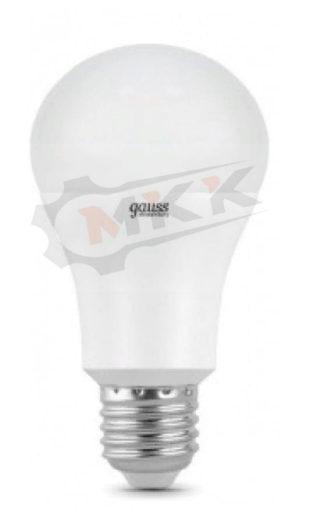 Лампа светодиодная LED 12вт 230в, Е27, белый, шар