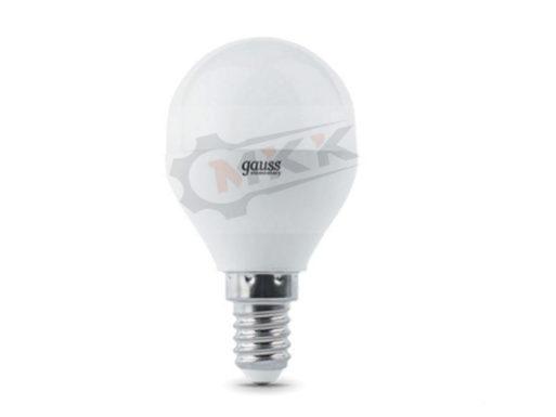 Лампа светодиодная LED 8вт 230в,Е14,белый, шар