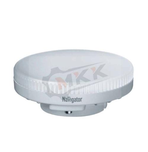 Лампа светодиодная LED 8вт GX53 белый таблетка