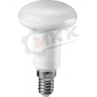 Лампа светодиодная LED зеркальная 5вт E14 R50 белый