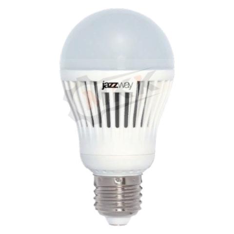 Лампа светодиодная LED 11Вт E27 880Лм 220V/50Hz холодный матовая груша ECO