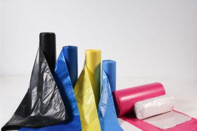 Упаковочные материалы и мешки для мусора